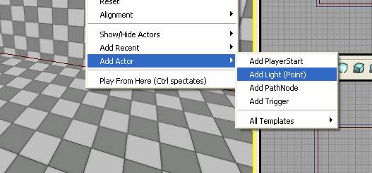 Learning Unreal Engine 3 – UE3 Editor - Editor Basics Topic