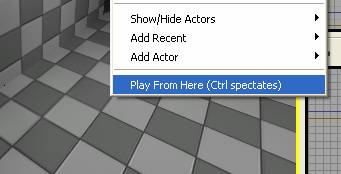Learning Unreal Engine 3 – UE3 Editor - Editor Basics